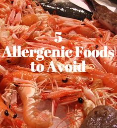The 5 Most Allergenic Animal Foods + Plant-Based Alternatives - #4 really surprised me!