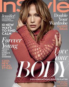Jennifer Lopez : Sweater – Acne Studios  Skirt – Calvin Klein
