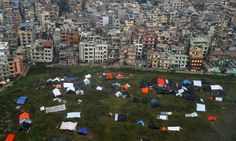 Nepal earthquake day four – in pictures