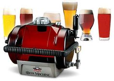 The Beer Machine is the best gadget for men.  Almost all men loves a cold beer served on a draught.