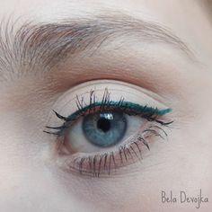 P.S. love green eyeliner