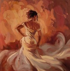 Pure Elegance (Figurative) by Mark Spain