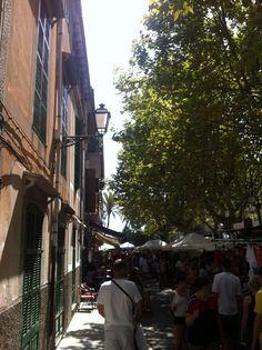 Market in Arta