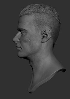 ArtStation - WD study, Maarten Verhoeven