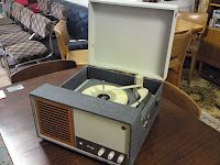 1965 Invicta 8103 record player - the year we got electricity in my part of the world