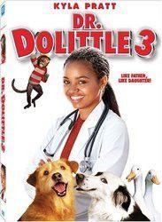 DR DOLITTLE 3 MOVIE