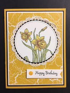 My Creative Corner!: You're Amazing, 2018 Sale-a-Bration, Birthday Card, Stampin' Up!, Rubber Stamping, Handmade Cards
