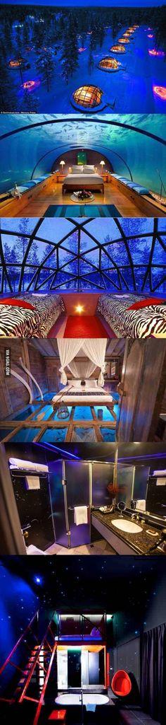 Imagine spending a week in here!