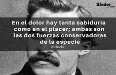 Las 100 Mejores Frases Friedrich Nietzsche Letras