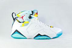 Jordan Retro 7, Jordan 7, Sport Street Style, Nike Free, Air Jordans, Sneakers Nike, Work Outfits, Serenity, Shoes