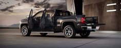 2015 GMC Sierra 1500 pickup truck.  Tonneau cover and other accessories for all pickup trucks - http://tonneaucover.autox1.com  #truck #pickup #gmc #gmcsierra