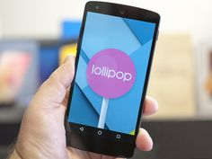 Android 5.0 Lollipop review – The Latest and Biggest Google's Update  After KitKat, Google Android comes with 5.0 Lollipop with a significant design change and a collection of outstanding features. Right now, this release is available on the Nexus 9 and in coming months, it is available to dozens of mobile devices to bring fresh design and the latest features.