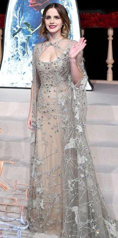 Emma Watson in Elie Saab Haute Couture