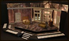 cat on a hot tin roof set