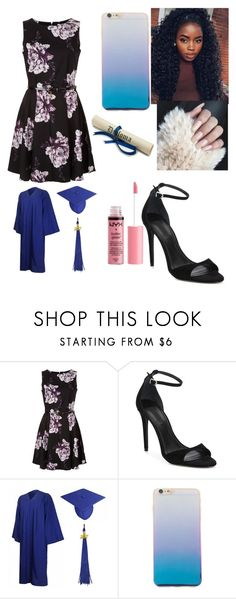 """graduation ready"" by queenamya123 ❤ liked on Polyvore featuring Alexander Wang and Charlotte Russe"