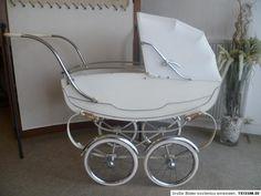 www.mamikreisel.de - Rockabilly Oldschool Kinderwagen, 50er Jahre #Mamikreisel