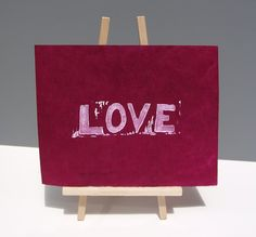 LOVE -- simple enough.   $23.00  @Stacy Rajab