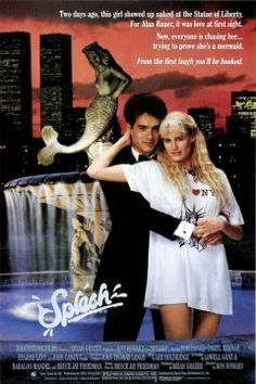 Splash - My Rating: / 10 Directed by Ron Howard and written by Brian Grazer, Bruce Jay Friedman (and 3 others who contributed to the screenplay) Starring: Tom Hanks, Daryl Hannah, John. Daryl Hannah, 80s Movies, Comedy Movies, Great Movies, Awesome Movies, Disney Movies, Old School Movies, Excellent Movies, Childhood Movies