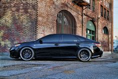 2013 DUB EDITION TOYOTA AVALON #Toyota #Avalon Toyota Avalon, Turbo S, Toyota Camry, Car Show, Custom Cars, Cars And Motorcycles, Traveling By Yourself, Automobile, Sporty