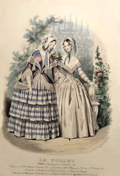 1845 - Le Follet