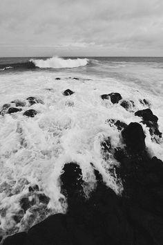 mer  enragée