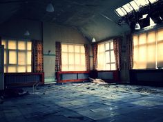 Social Nightmare | Abandoned Places