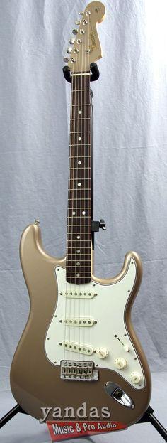 Fender American Vintage '65 Stratocaster Electric Guitar