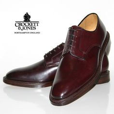 These useful Cordovan bluchers are one of my latest acquisitions.