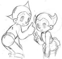 Astro Boy Fan Art