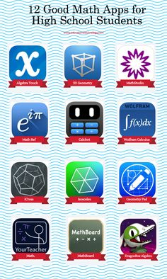 12 Good Math Apps for High School Students