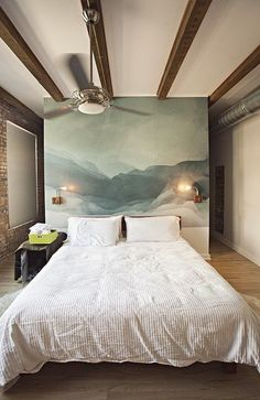 Painting Your Walls With Watercolors - 25 Ideas_13