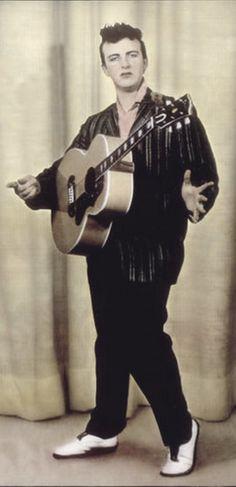 Hayden Thompson 'Love My Baby' 1957