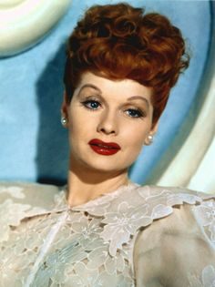 LUCILLE BALL COLOR PUBLICITY PHOTO - Hollywood 1940's Movie Star Actress picclick.com