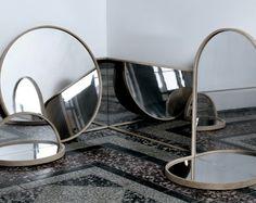 the series of mirrormirror - maria bruun designs complexly communicative mirrors