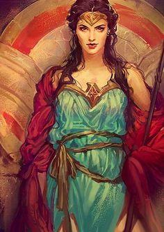 Ancient Era Wonder woman