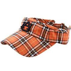 Auburn visor