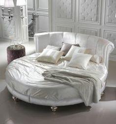 luxury  # Glamour round bed