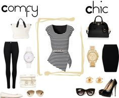 Cosa #indossare in #estate per un #lavoro da ufficio? Due proposte per un #outtif very #glamour!  Su:  http://thebarbiebarney.blogspot.it/2014/07/righe-come-sfruttare-questo-trend-per.html