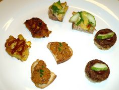 Vegan Good Things: Unique & Elegant Vegan Hors D'Oeuvres Class at Natural Gourmet Institute