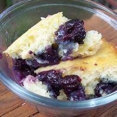 Cape Breton Blueberry Grunt - Allrecipes.com