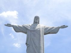 Rio de Janeiro's Corcovado! amazing!