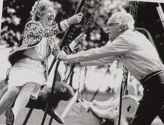 I want to be this happy someday