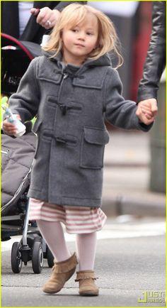 Matilda Ledger, daughter of Michelle Williams and Heath Ledger
