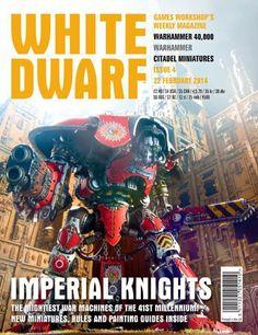 White Dwarf Weekly número 4