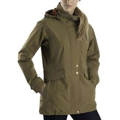 Monsoon Jacket: Slip on this jacket for those wet days running around town, for a soul-restoring stroll after work, or even for a day hike in damp weather. Rain Jacket Women, Monsoon, Mountain Equipment, Raincoat, Jackets For Women, My Style, Free Shipping, Stuff To Buy, Coats