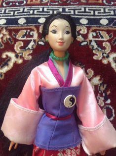 Mulan Doll, Dolly Dress, Dolls, Disney, Dresses, Style, Fashion, Gowns, Moda