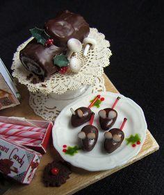 Christmas... by goddess of chocolate, via Flickr
