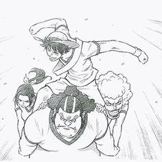Angel Manga, 0ne Piece, Free Anime, Anime Sketch, Poses, Ideas, Drawings, Pirates, Illustrations