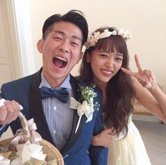 芸人とモデルが集結ジャンポケ太田さん近藤千尋さんの結婚披露宴