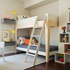 Resultado de imagen de habitaciones pequeñas mellizos
